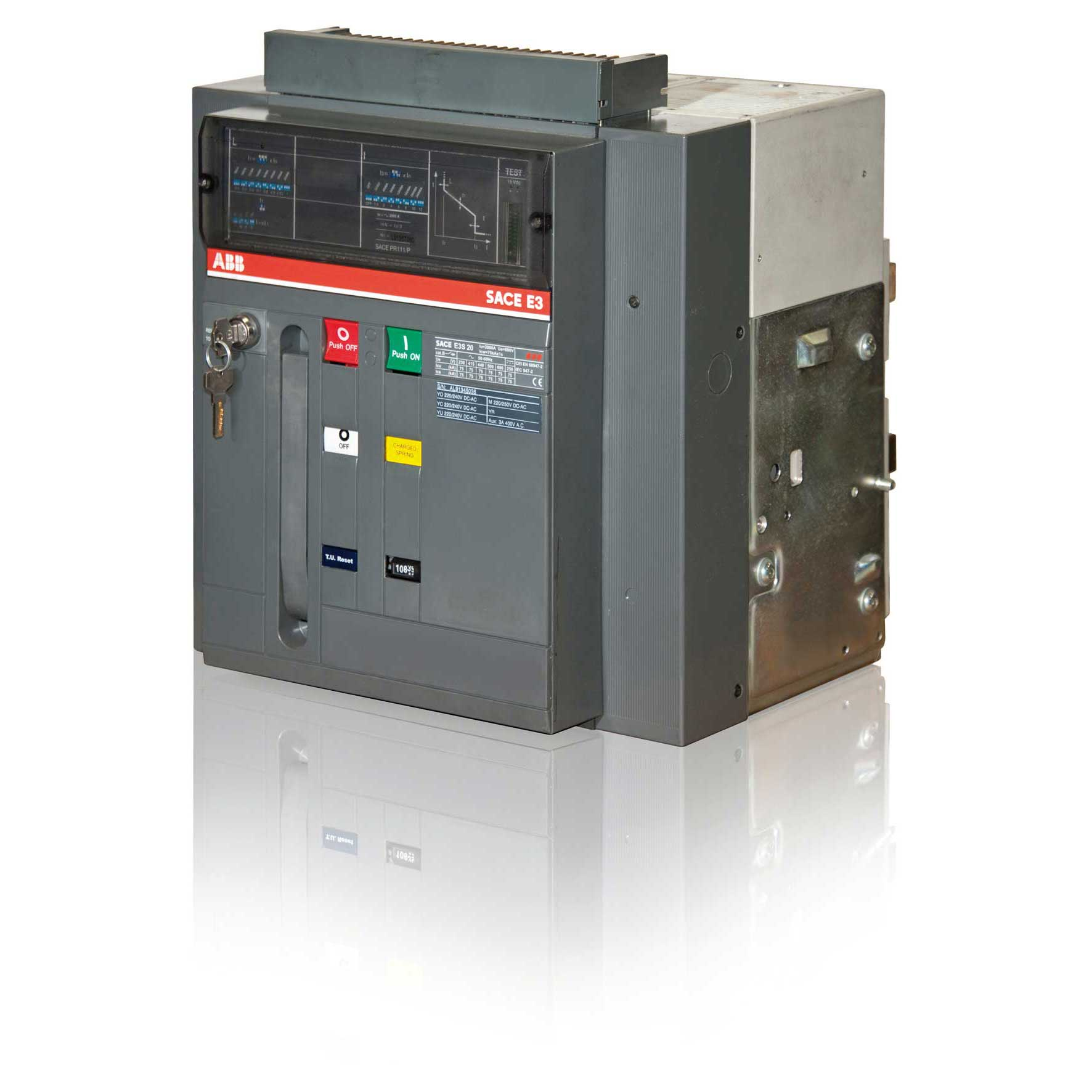 ABB SACE CIRCUIT BREAKERS